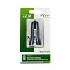 Myway Cargador Coche USB 2A (sin cable) Negro myway