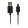 Myway Cable USB-Micro USB (Datos/Carga) 1A muvit
