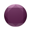 Popsockets PopSockets soporte adhesivo Metallic Diamond Mystic Violet