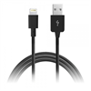 Cable USB- Apple Lightning MFINegro Puro