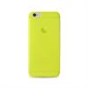 """Carcasa Ultraslim 0,3"""" Verde Apple iPhone 6 (Protector Pantalla Incluido) Puro"""
