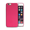 Carcasa Soft Touch Rosa Apple iPhone 6 Plus Puro