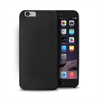 Carcasa Soft Touch Negra Apple iPhone 6 Plus Puro