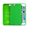 Funda TPU Icon Hope Verde Apple iPhone 6/6S Puro