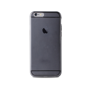 Puro - Funda Plasma  Anti-Shock Negra Apple iPhone 7 Puro