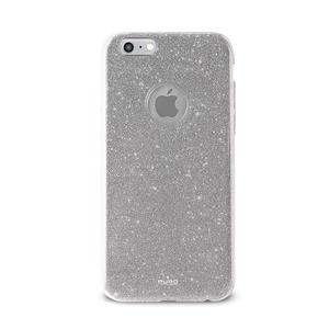 Puro - Funda Shine Plata Apple iPhone 7 Puro