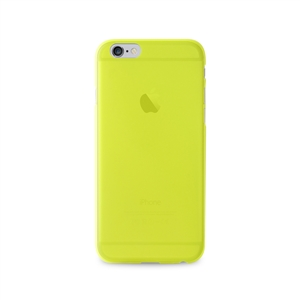 Puro - Funda TPU Ultraslim 0,3&quote; Verde Apple iPhone 7 Plus Protector Pantalla Incluido Puro