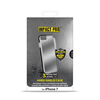 Puro - Carcasa Alta Protección Impact Pro Transparente Negra Apple iPhone 7 Puro