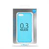 Puro - Funda Nude 0,3 Fluo Azul Apple iPhone 7 Puro