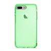 Funda Nude 0,3 Fluo Verde Apple iPhone 7 Plus Puro