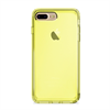 Funda Nude 0,3 Fluo Amarillo Apple iPhone 7 Plus Puro