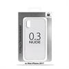 Puro - Funda Nude 0,3 Transparente Apple iPhone 8 Puro