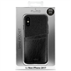 Puro - Carcasa Shine Pocket Negra Apple iPhone 8 Puro