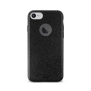 Puro - Carcasa Shine Pocket Negra Apple iPhone 6 6s 7 7s Puro