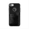 Puro - Carcasa Shine Pocket Negra Apple iPhone 6 6s 7 7s Puro