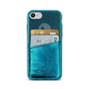 Puro - Carcasa Shine Pocket Verde Oscuro Apple iPhone 6 6s 7 7s Puro