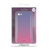 Puro - Carcasa Hologram Rosa Apple iPhone 7/7s Puro