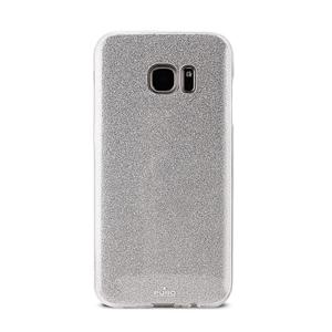 Puro - Carcasa Shine Plata Samsung Galaxy S7 Edge Puro