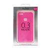 Puro - Funda Nude 0,3 Fluo Rosa Huawei P10 Lite Puro