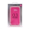 Puro - Funda Nude 0,3 Fluo Rosa Samsung A5 2017 Puro