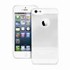 Puro - Carcasa Cristal Transparente Apple iPhone 5 Puro