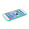 Puro - Funda Bumper Turquesa Apple iPhone 6 5,5&quote; + Protector Pantalla Puro
