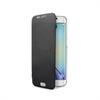 Funda Booklet Sense Táctil Transparente Samsung Galaxy S6 Edge Puro