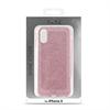 Puro - Funda Shine Rose Gold Apple iPhone X Puro