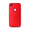 Carcasa Magnética Ultrafina Roja Apple iPhone 7/7S Puro