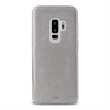 Puro - Funda Shine Silver Galaxy S9 Plus Puro