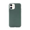 Puro carcasa Green Apple iPhone 12 Mini verde