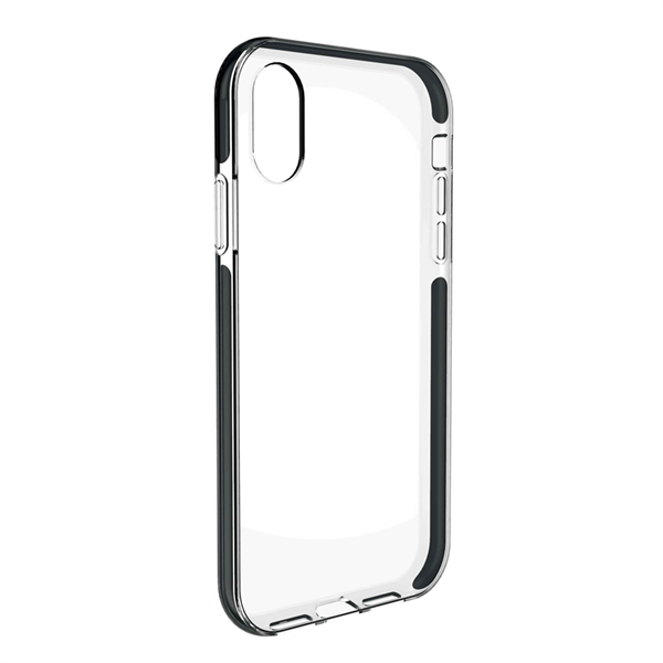 Puro - Puro carcasa Impact Pro Apple iPhone XR Negra