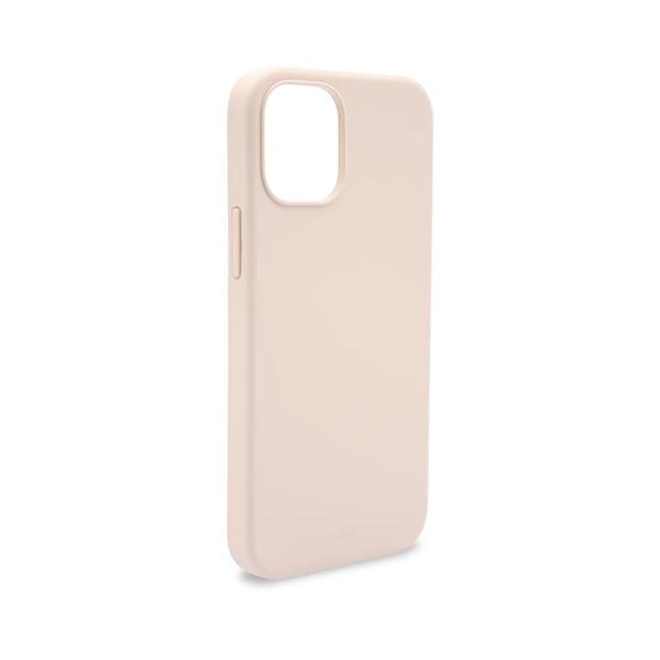 Puro - Puro carcasa silicona Icon Apple iPhone 12 Pro Max rosa