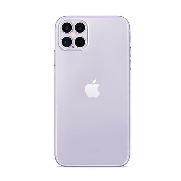 Puro - Puro funda Nude 0.3 Apple iPhone 12/12 Pro transparente