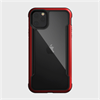 Raptic - Raptic carcasa Shield Apple iPhone 11 Pro Max roja