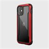 Raptic - Raptic carcasa Shield Apple iPhone 12 mini roja