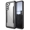 Raptic carcasa Shield Samsung Galaxy S21 Plus 5G antimicrobiana negra