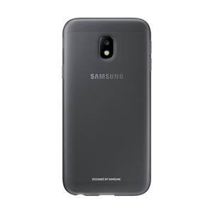 Samsung - Carcasa Jelly Cover Negra Samsung Galaxy J3 2017 Samsung