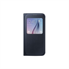 Funda S View Cover Negra Samsung Galaxy S6 Samsung
