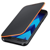 Funda Neon Flip Cover Negra Samsung Galaxy A5 2017