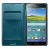 Funda Flip Wallet Azul Eléctrico Samsung S5 Samsung