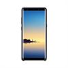 Samsung - Carcasa Alcantara Negra Samsung Galaxy Note 8 Samsung