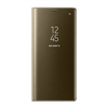 Funda Clear View Standing Gold Samsung Galaxy Note 8 Samsung