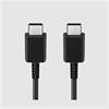 Samsung cable Tipo C-Tipo C 1m negro