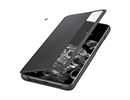 Samsung - Samsung clear view cover Samsung S20 Ultra negra