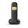 Teléfono inalámbrico Gigaset A170 Negro Siemens