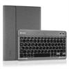 """Subblim Keytab Pro Bluetooth funda tablet con teclado 10,1"""" gris"""