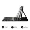 """Subblim Keytab Pro Bluetooth funda tablet con teclado 10,1"""" negra"""