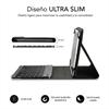"Subblim Keytab Pro Bluetooth funda tablet con teclado 10,1"" roja"