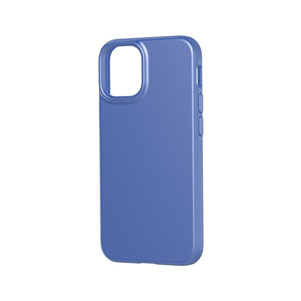 Tech21 - Tech21 carcasa Evo Slim Apple iPhone 12 Mini azul clasico